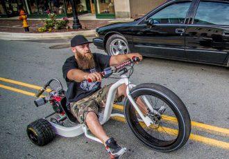 triciclete drift